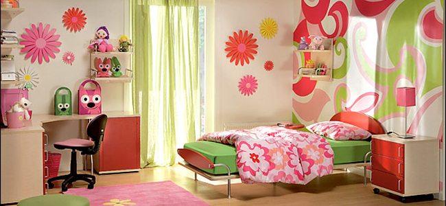Feng Shui και παιδικό δωμάτιο
