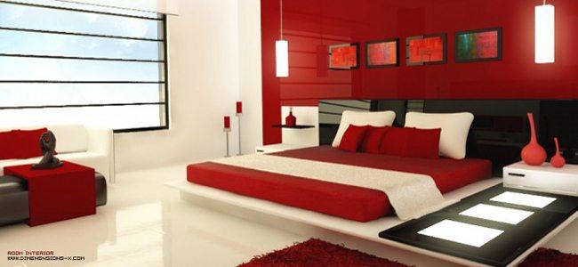 Υπνοδωμάτιο και Fengh-shui