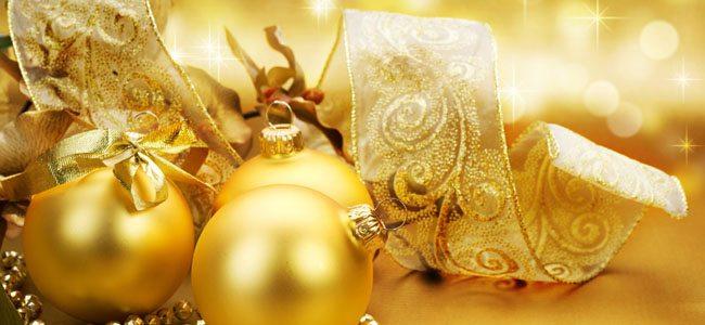 Feng-shui: Χριστούγεννα και χρυσός