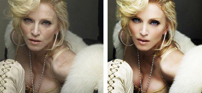 Διάσημοι πριν και μετά το Photoshop - Δείτε τους