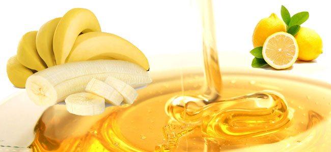 Μάσκα ομορφιάς με μπανάνα και μέλι