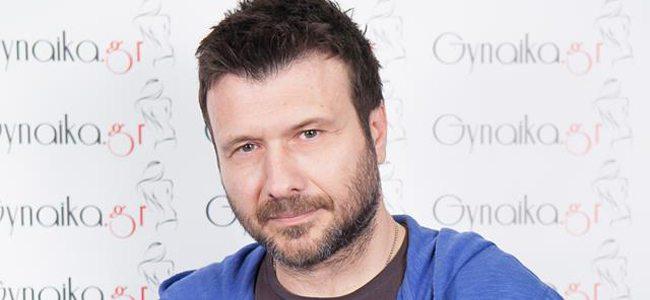 Γιάννης Πλούταρχος - Αποκλειστική συνέντευξη για το Gynaika.gr