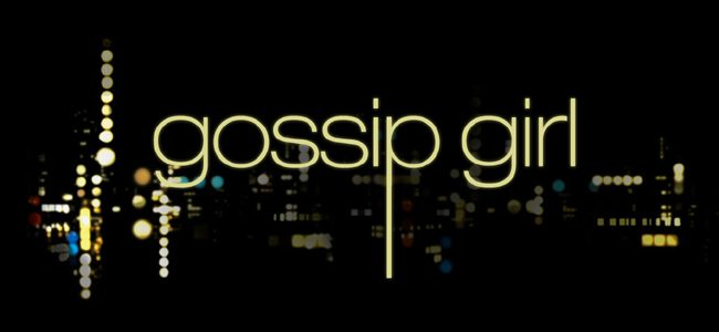 I m a gossip girl …and i like it! (Don't shoot me!)