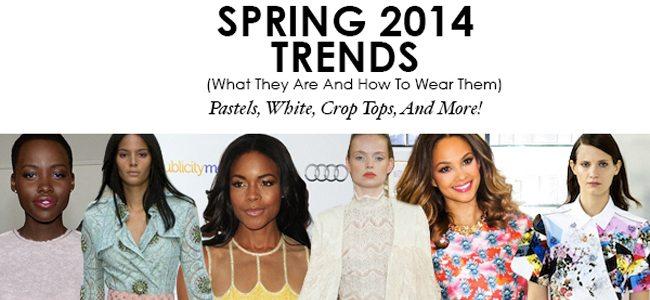Τα Top 3 trends που πρέπει να υιοθετήσεις την Άνοιξη-Καλοκαίρι thumb