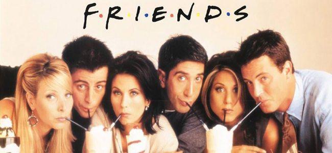 Friend's comeback - Η επιστροφή των φίλων