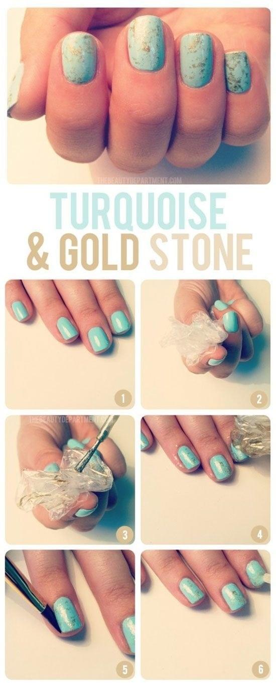 Ιδέες για νύχια - Κάντο μόνη σου! #3