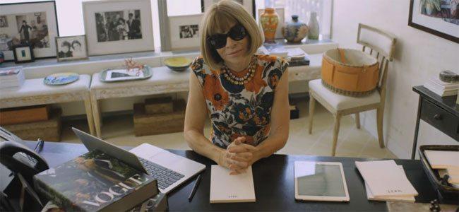 Άννα Γουίντουρ: Η εκδότρια της Vogue σε μία σπάνια συνέντευξη