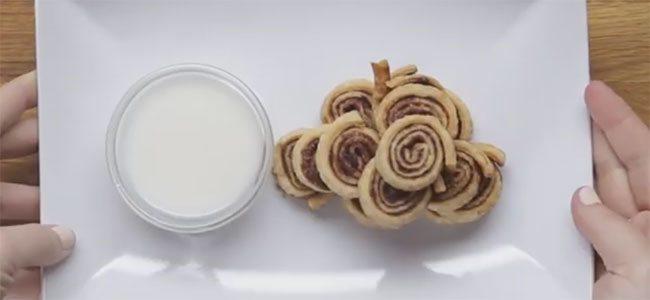 Υπέροχα Ρολάκια Κανέλας - Συνταγή (Βίντεο)