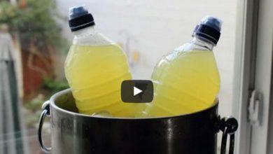 Σπιτικό ενεργειακό ποτό (και για αθλητές)
