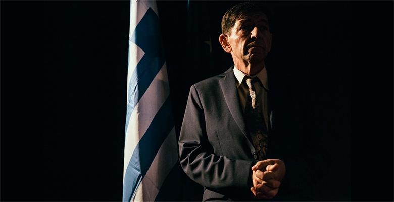 ΕΚΤΟΣ ΥΛΗΣ με τον Γεράσιμο Σκιαδαρέση - 4 τελευταίες παραστάσεις στο θέατρο Ιλίσια